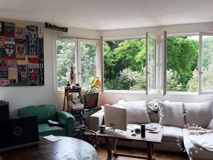 Appartement 520.000€ 50m² Paris 20E