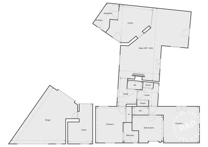 Vente Maison Rivedoux-Plage (17940)