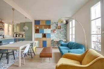 Vente appartement 4pièces 86m² Paris 6E - 1.550.000€