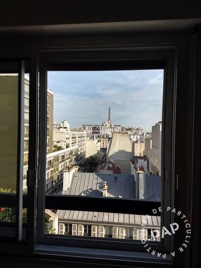 Vente Résidence avec services Paris 15E 49m² 395.000€