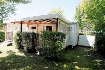 Vente chalet, mobil-home 32m² Biscarrosse - 18.000€