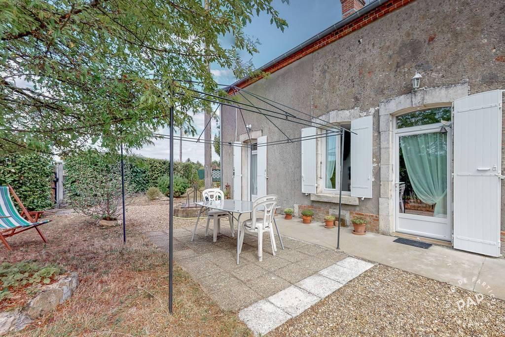 Vente Maison Feux (18300) 170m² 122.000€