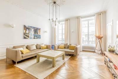 Vente appartement 5pièces 105m² Paris 10E - 1.465.000€