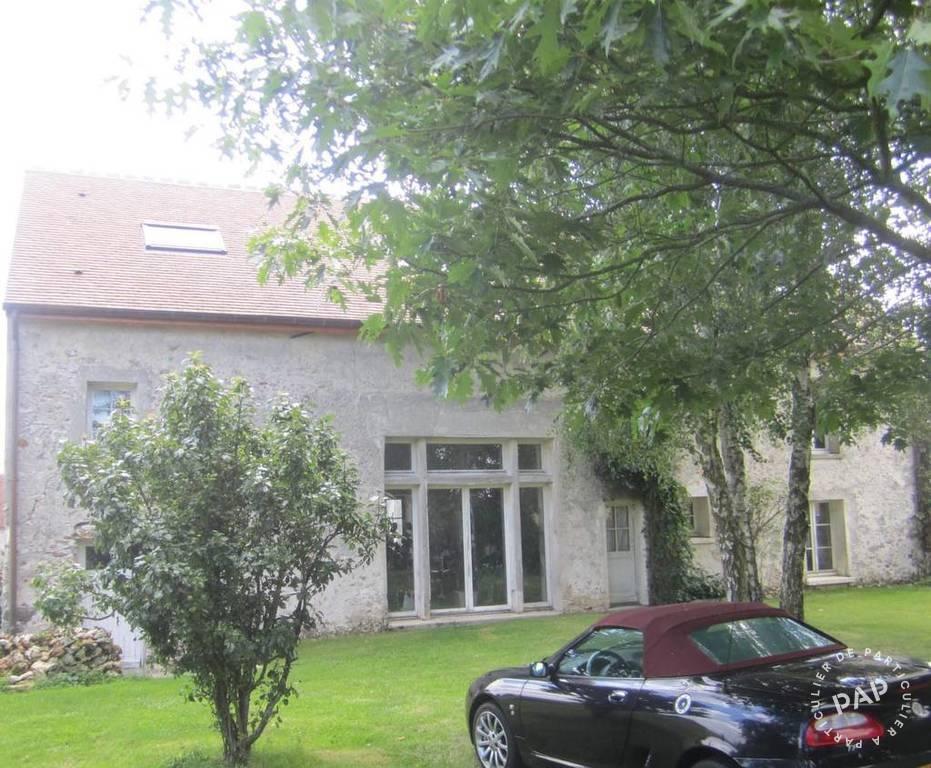 Vente maison 7 pièces Montdauphin (77320)
