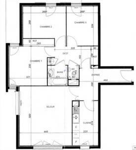Vente appartement 4pièces 81m² Villejuif (94800) - 420.000€