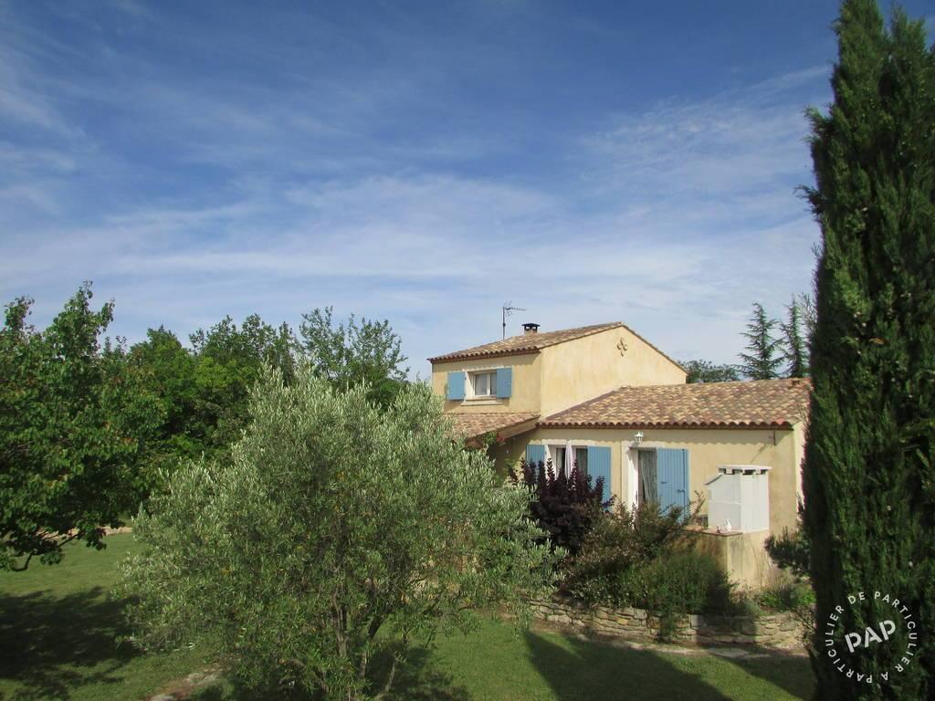 Vente Maison Collorgues (30190) 110m² 295.000€