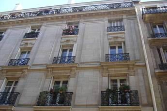 Location meublée appartement 3pièces 60m² Paris 16E - 1.675€