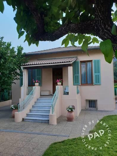 Vente Maison Contes (06390) 63m² 345.000€