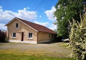 Vente maison 135m² Pouydraguin (32290) - 155.000€