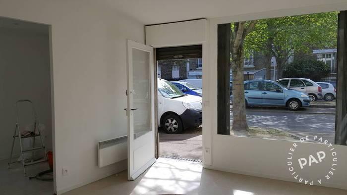 Vente et location Bureaux, local professionnel Choisy-Le-Roi (94600) 24m² 800€