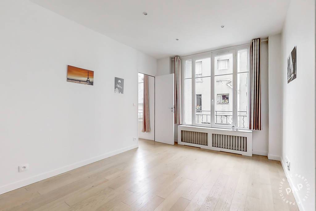 Vente Appartement Paris Montmartre 50 m² 640.000 €
