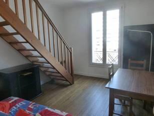 Location meublée appartement 2pièces 27m² Paris 12E - 950€