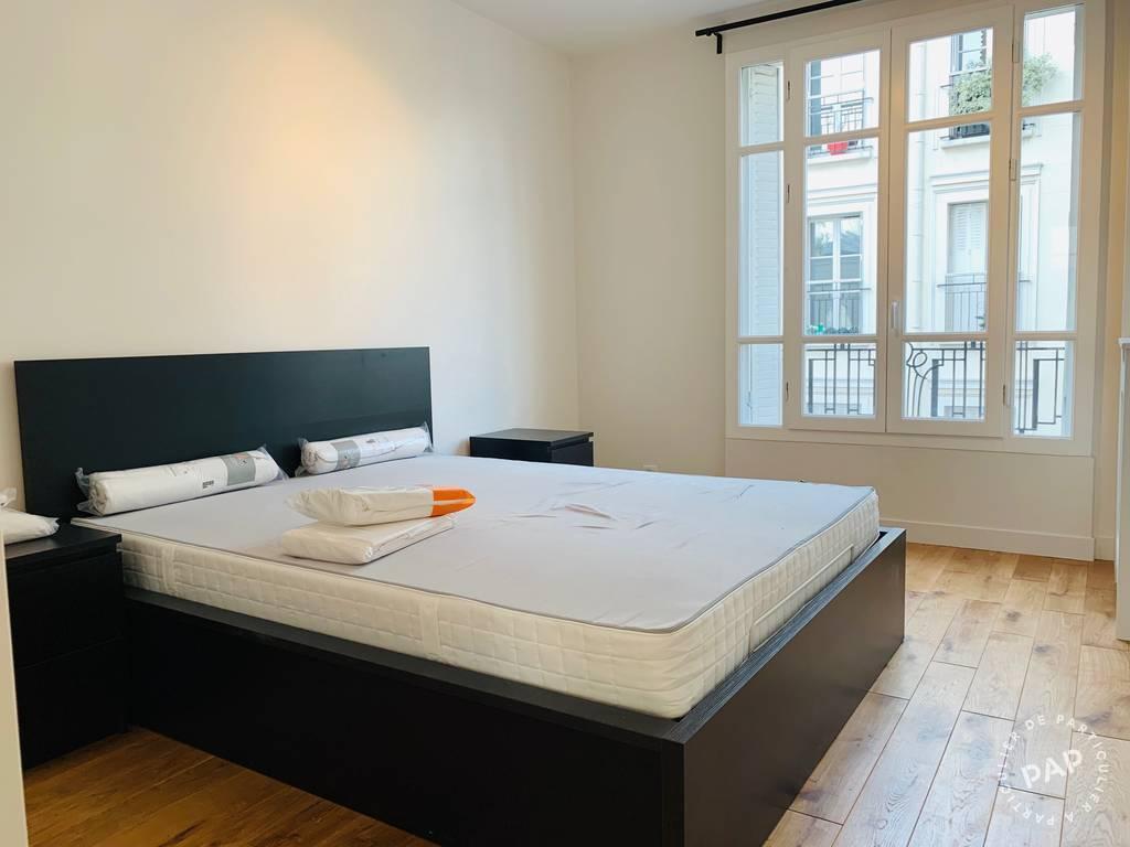 Location Appartement Levallois-Perret (92300) 40m² 1.450€