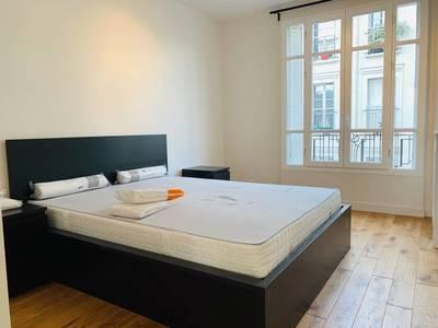 Location meublée appartement 2pièces 40m² Levallois-Perret (92300) - 1.450€