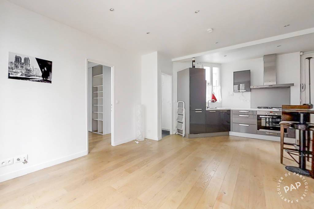 Vente Appartement Paris Montmartre