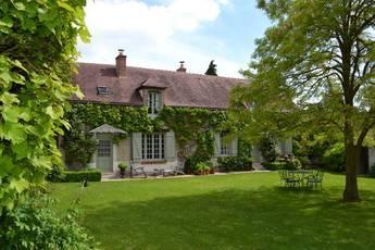 Maison De Campagne Château-Landon À 12 Km De Nemours
