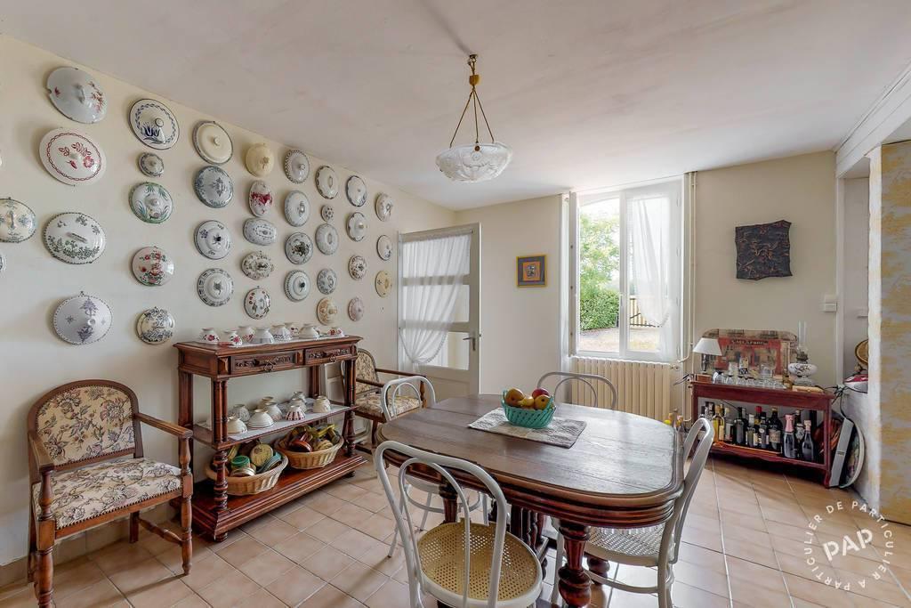 Vente immobilier 122.000€ Feux (18300)