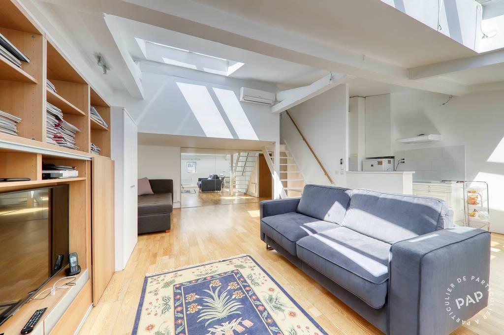 Vente immobilier 465.000€ Paris 8E - Nue Propriété 48+17M² Hc