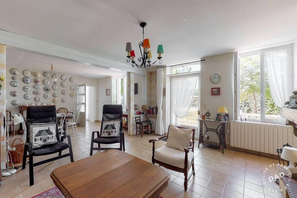 Maison Feux (18300) 122.000€