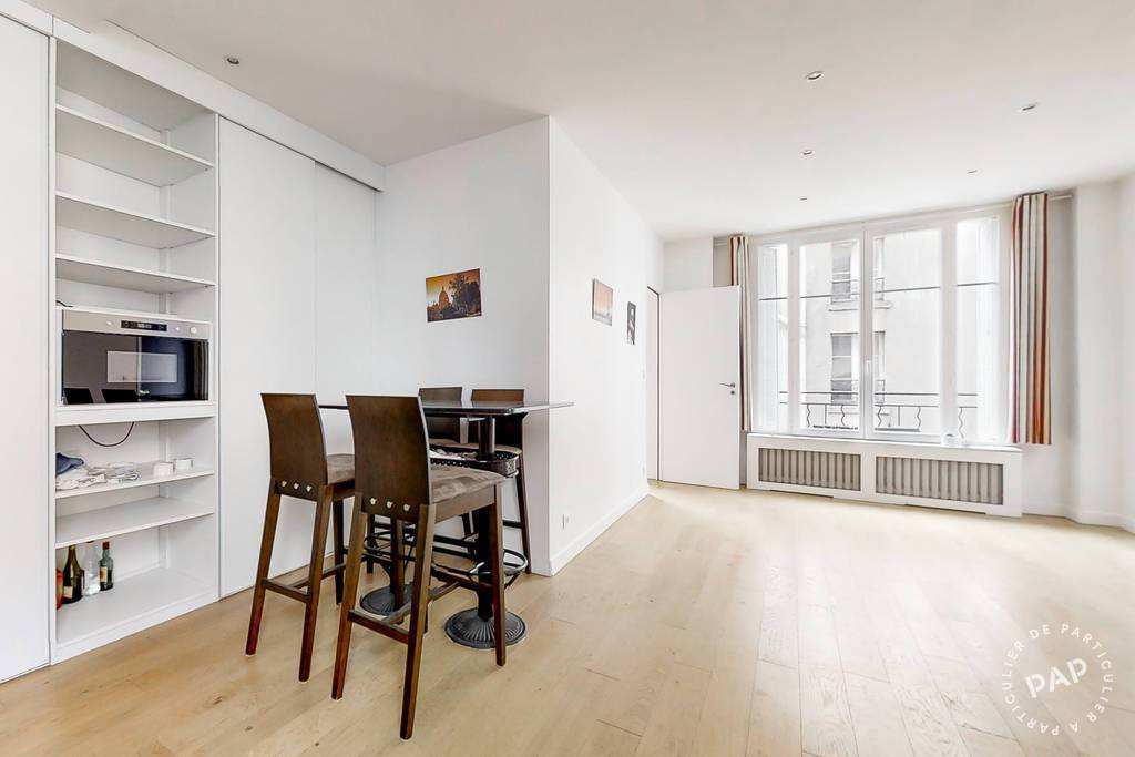 Appartement Paris Montmartre 640.000 €