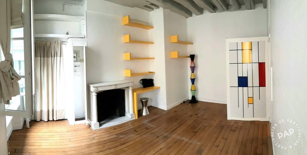 Appartement Paris 3E 558.000€