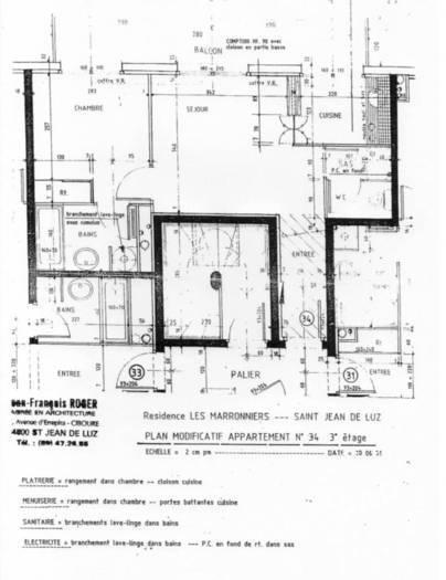 Appartement 235.000€ 36m² Saint-Jean-De-Luz (64500)
