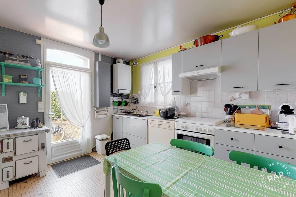 Maison 122.000€ 170m² Feux (18300)