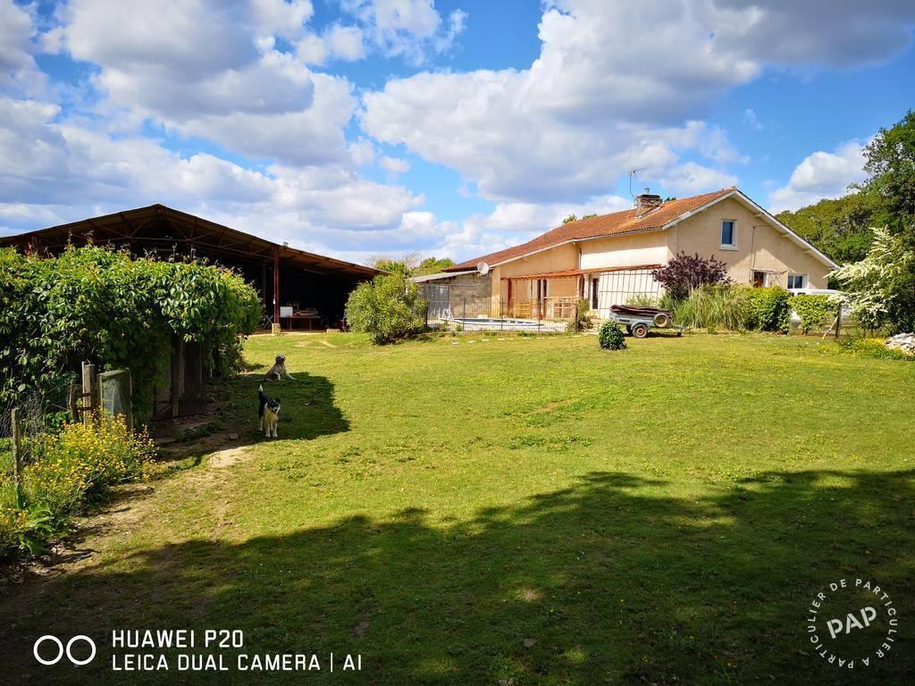 Maison 155.000€ 135m² Pouydraguin (32290)