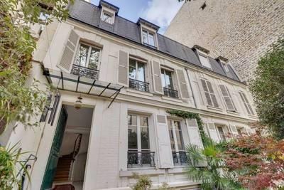 (Hôtel Particulier) Levallois-Perret