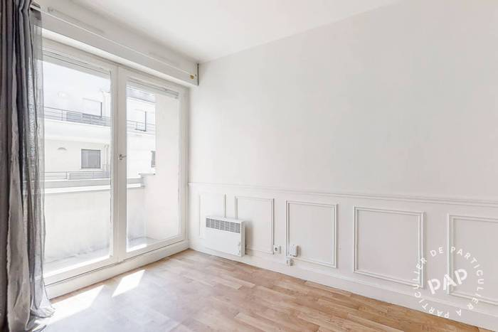 Vente appartement studio Paris 14e