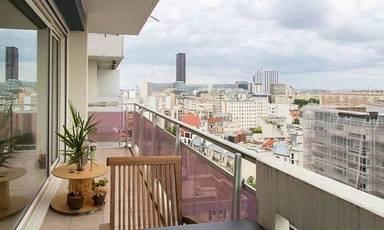 Location meublée appartement 2pièces 50m² Paris 15E - 1.820€