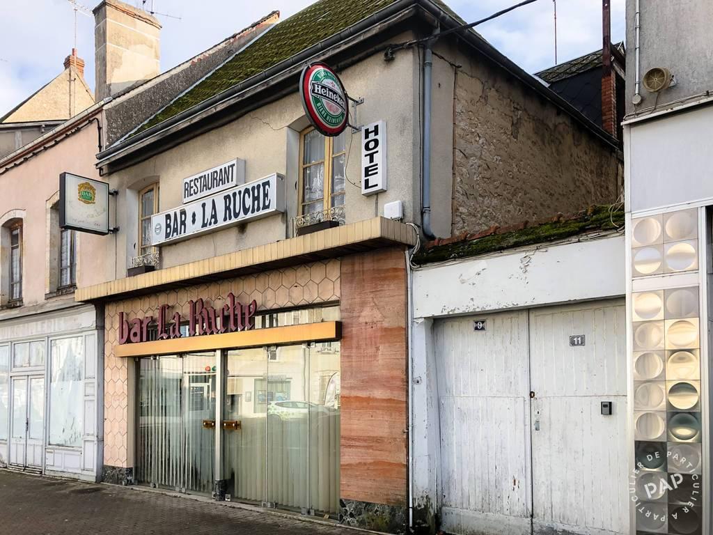 Vente Local commercial Beaune-La-Rolande 300m² 62.000€