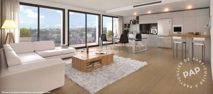 Vente Appartement Sceaux (92330) 91m² 887.978€