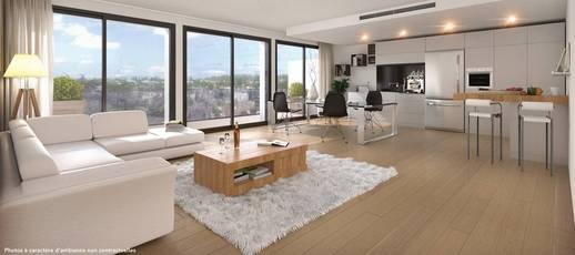 Vente appartement 4pièces 91m² Sceaux (92330) - 887.978€