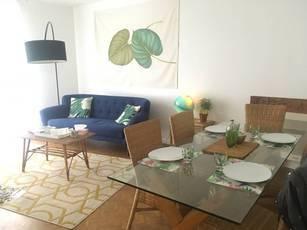 Location meublée appartement 3pièces 75m² Clichy (92110) - 2.200€