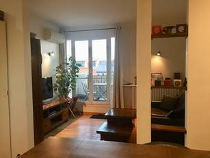 Vente appartement 3pièces 48m² Paris 14E - 490.000€