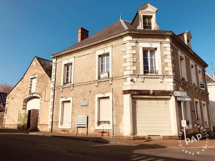 Vente Maison Saint-Jean-De-La-Motte (72510) 300m² 95.000€