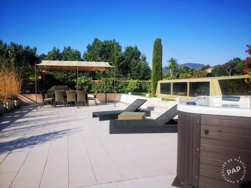 Vente Maison Mandelieu-La-Napoule (06210) 120m² 895.000€