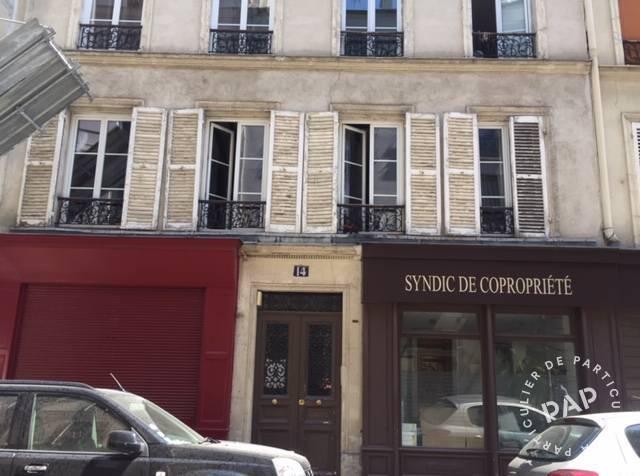 Location Local commercial Paris 17E 40m² 1.300€