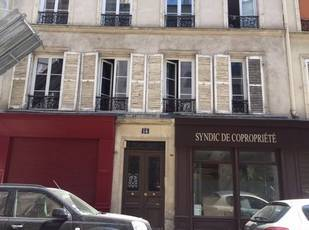 Location ou cession local commercial 40 m² Paris 17E - 1.300 €