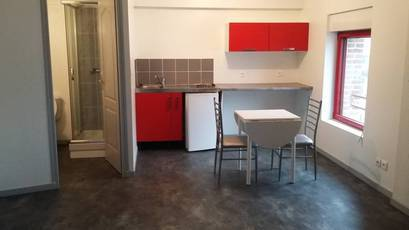 Location meublée studio 22m² Amiens (80) - 450€
