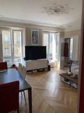 Location appartement 3pièces 83m² Paris 17E - 2.700€