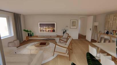 Vente appartement 4pièces 92m² Saint-Christol-Lès-Alès, À 13 Mn Du Centre D'alès - 150.000€