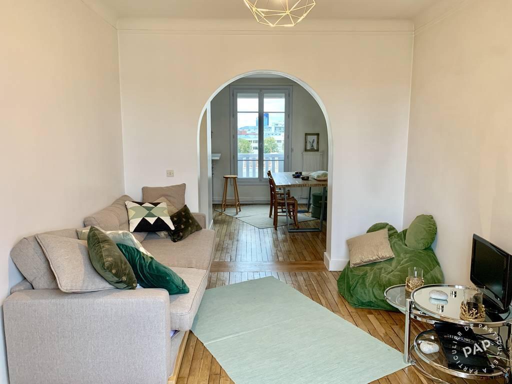 Vente Appartement Issy-Les-Moulineaux (92130) 56m² 525.000€