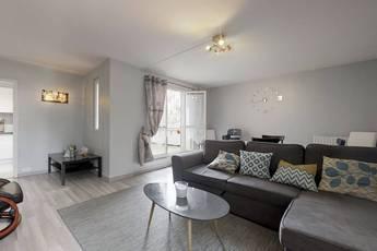 Vente appartement 4pièces 89m² Cergy - 230.000€