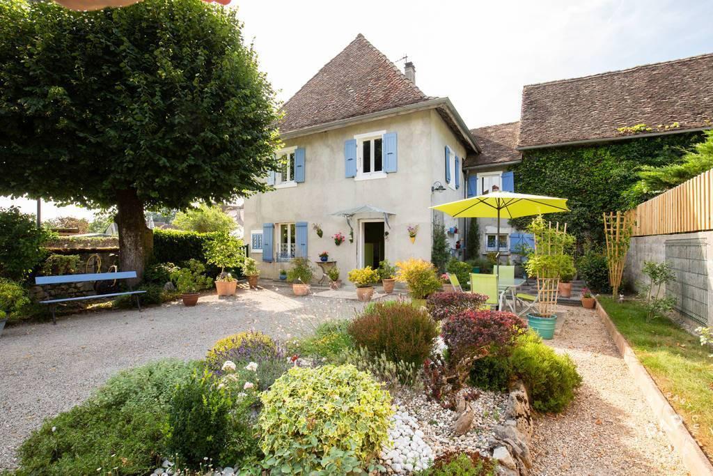 Vente Maison Bregnier-Cordon (01300) 201m² 295.000€