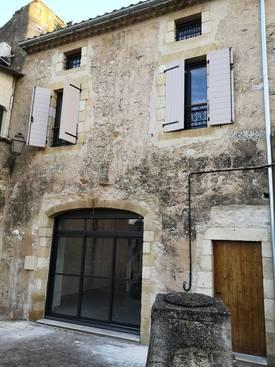 Location studio 34m² Rochefort-Du-Gard - 450€