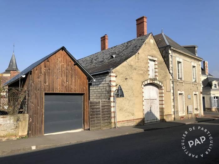 Vente Maison Saint-Jean-De-La-Motte (72510)