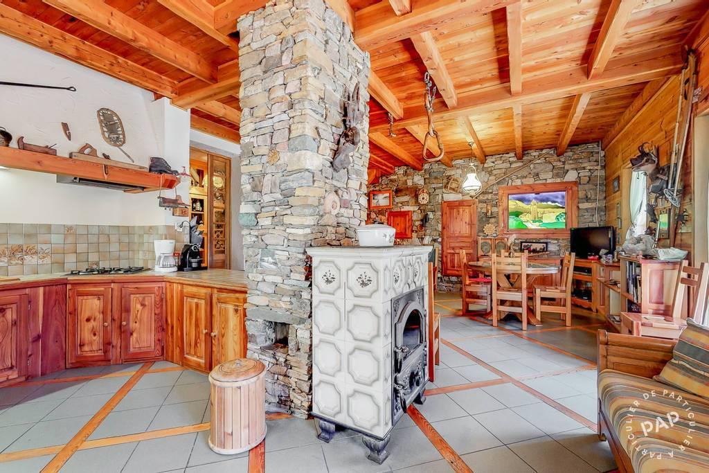 Vente immobilier 495.000€ Le Monetier-Les-Bains (05220)