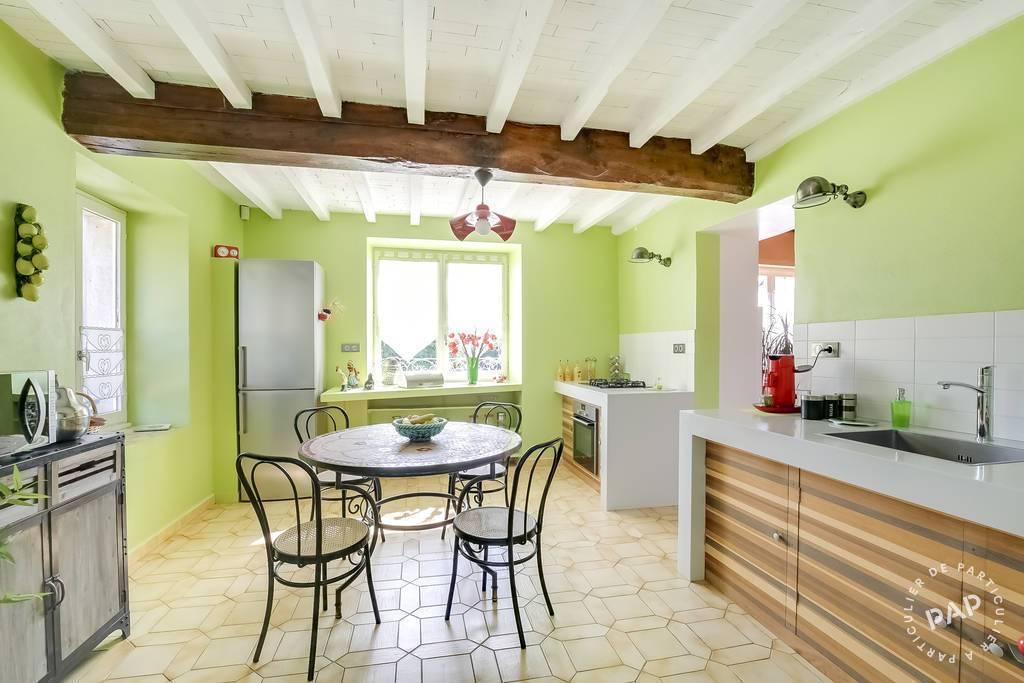 Vente immobilier 295.000€ Bregnier-Cordon (01300)